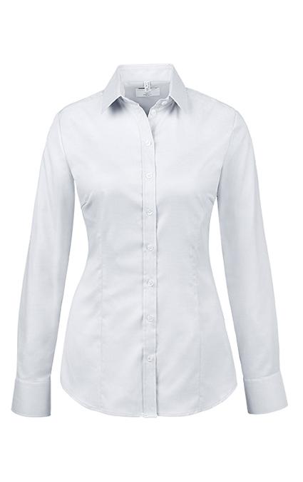 2d709908da0337 Greiff Damen-Bluse 1/1 Modern with 37,5 Regular F | eum-workfashion